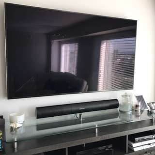 "65"" Samsung 3D Plasma Smart TV"