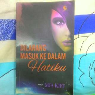 Preloved Novel
