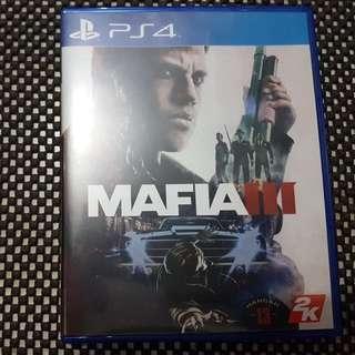 MAFIA 3 / MAFIA III PS4