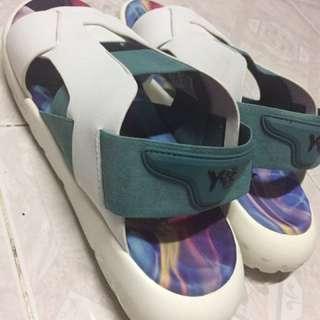 Adidas Y-3 Qasa Sandal White