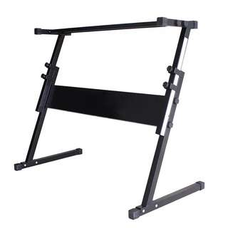 Piano Keyboard Stand Z Style Type Adjustable - Electronic Piano Organ Display Rack , professional Z stand easy storage