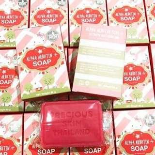 Alpha Arbutin Plus Soap