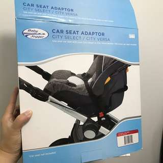 Baby Jogger Car Seat Adaptor