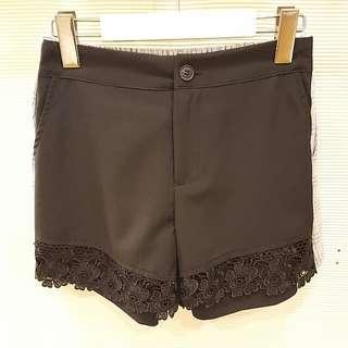 特 #正韓前下擺類似西裝短褲