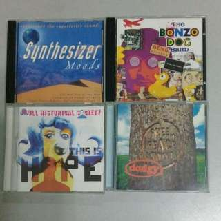 Personal CD Collection