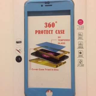 Casing Iphone 6 Plus 360 Protect Case