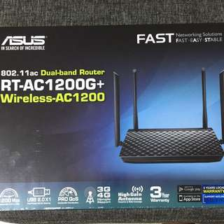Router RT-AC1200G+