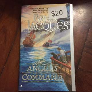Brian Jacques- The Angle's Command