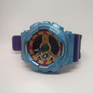 Casio G-Shock GMA-S110HC Watch