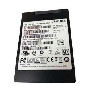 Sandisk X300s 256gb ssd
