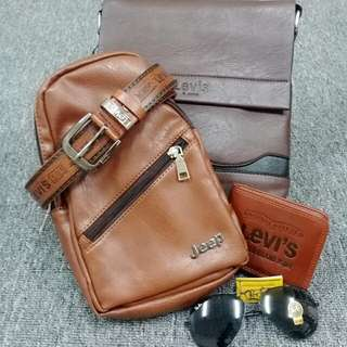 Levis Sling&jeep 5in1 Men Set