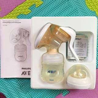 Avent Natural Manual Comfort Breastpump