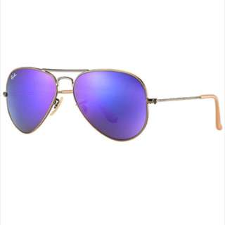 authentic aviator raybans