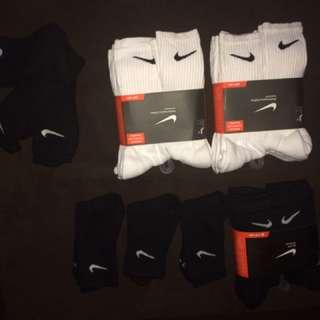 Nike Crew Socks Double Swoosh