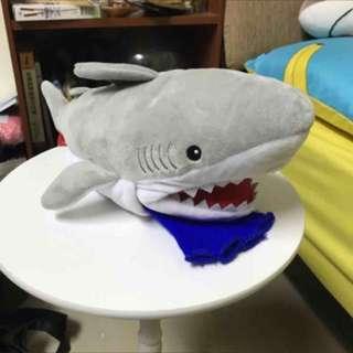 鯊魚手套娃娃