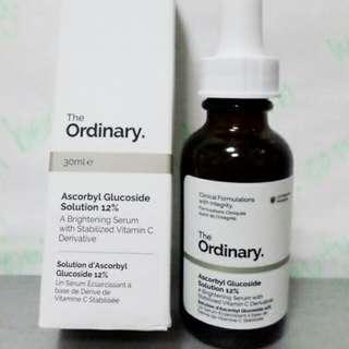 Preloved The Ordinary Ascorbyl Glucoside Solution 12%