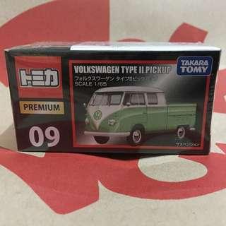 Tomica Premium Volkswagen Type II Pickup