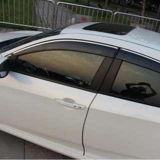Honda Civic Visor 10th Generation