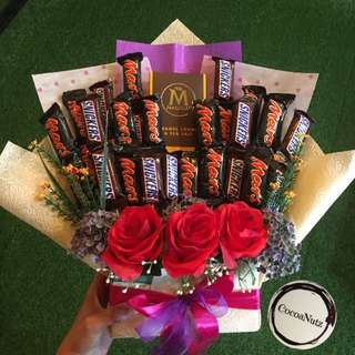 Chocolate Bouquet🍫💐