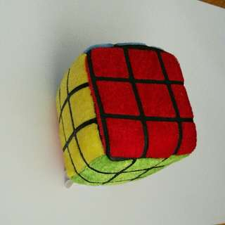 A Playable Cube Toy