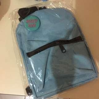 Mini Backpack Gogirl Ransel Baby Blue