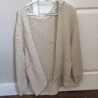 Garage Knit Cardigan Sweater
