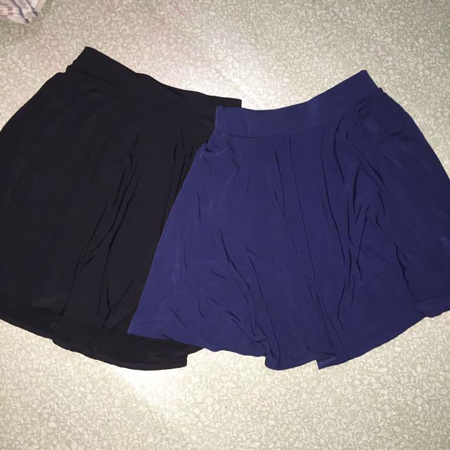 2 Skater Skirt