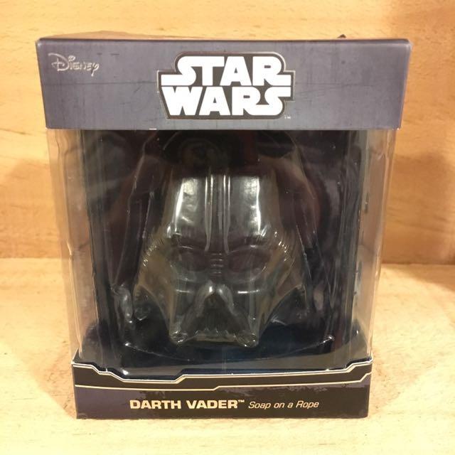 $5 Darth Vader Soap