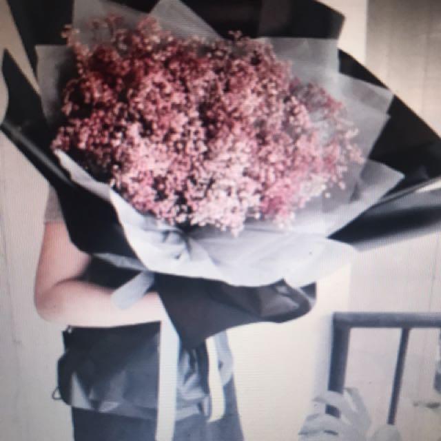 韓式 巨型 求婚 情人節 花束