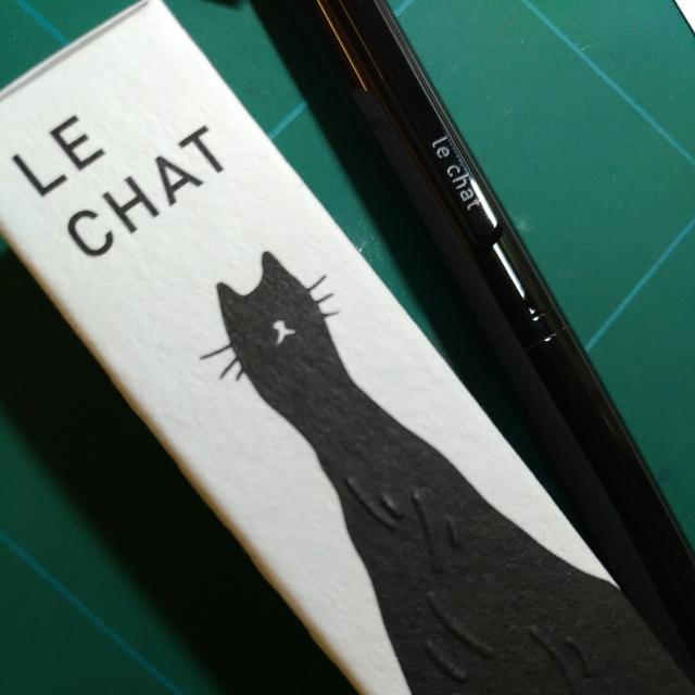 禮拜文房具 le chat 貓咪鋼筆