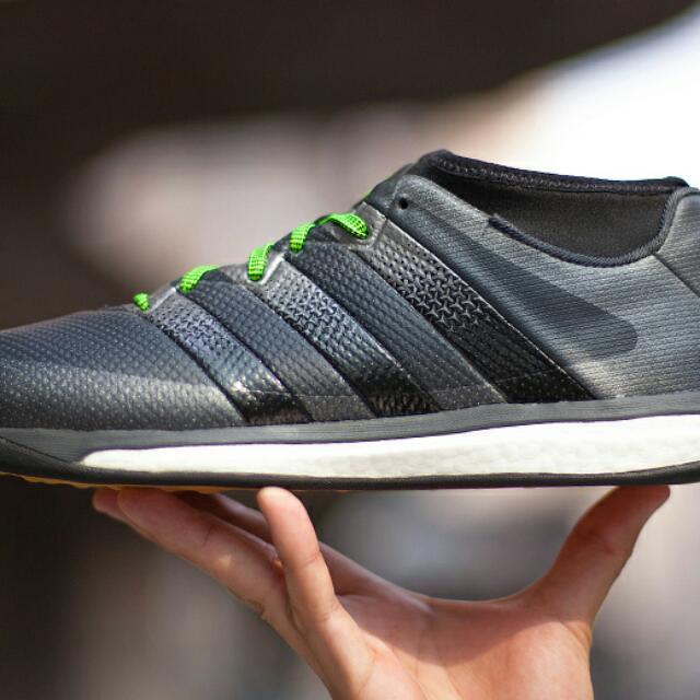 72748bbad23d ... football 3uyj4440219 black e517e 97232; good adidas ace 16.1 street  boost mens fashion footwear on carousell 8337e a39e8