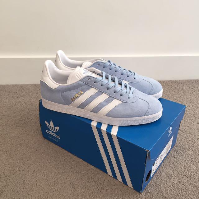 Adidas Gazelle - Pale Blue