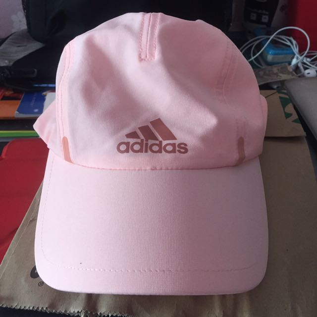 JATUH HARGA Adidas Pink Cap Ori 100%