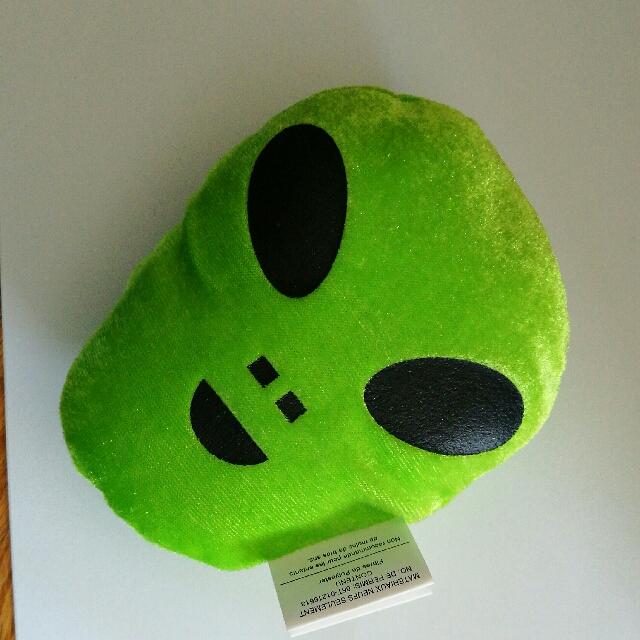 Alien Plush Toy