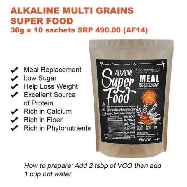 Alkaline Super Food