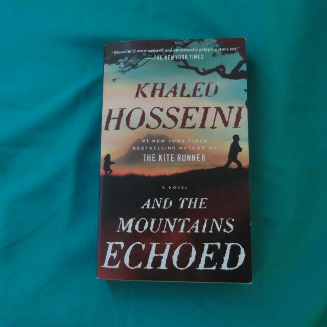 👼repriced👼 And The Mountains Echoed - Khaled Hosseini