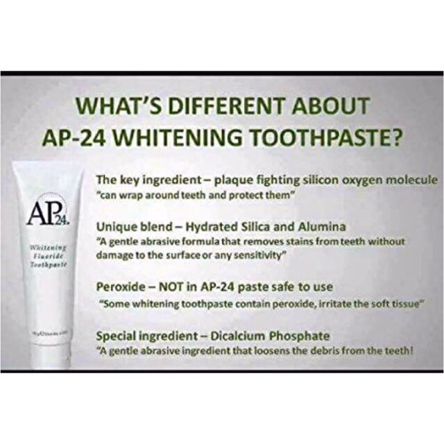 AP24 Toothpaste Authentic!