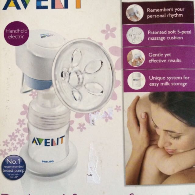 Avent Breast Pump Electric