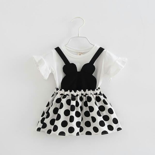 Baju Setelan Anak Import Premium Mickey, Babies & Kids, Girls' Apparel on Carousell