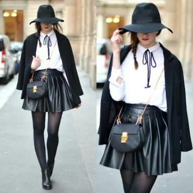 Black Drew Bag