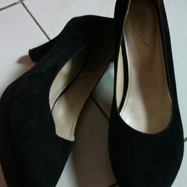 Black Heels Eblouir
