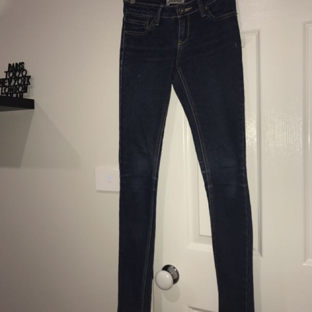 Blue Jeans Size 6