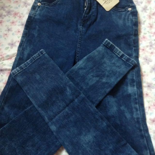 Bnwt Pull& Bear Skinny Pants