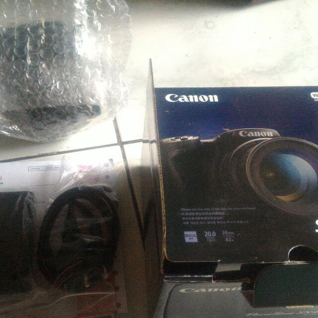 Canon Sx420is Bisa Wifi MasihGaransi
