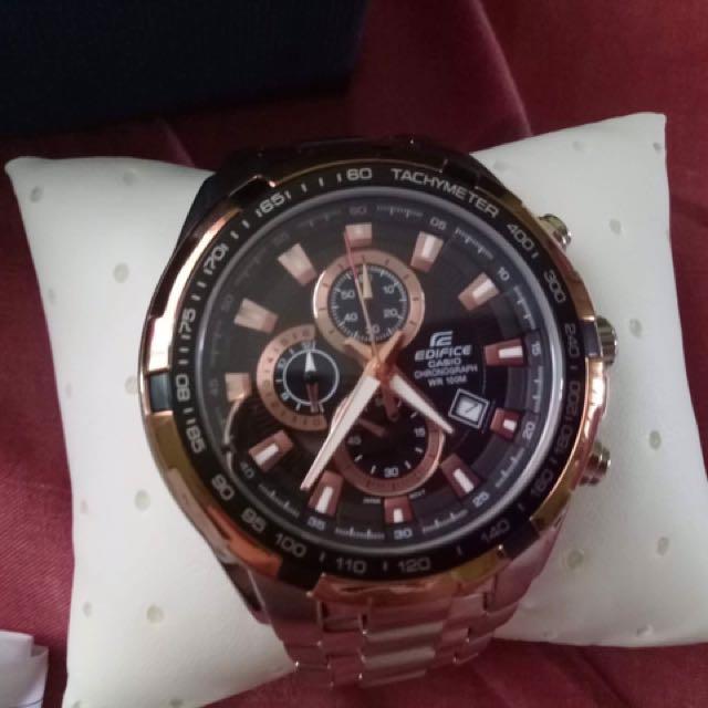 Casio watch :)