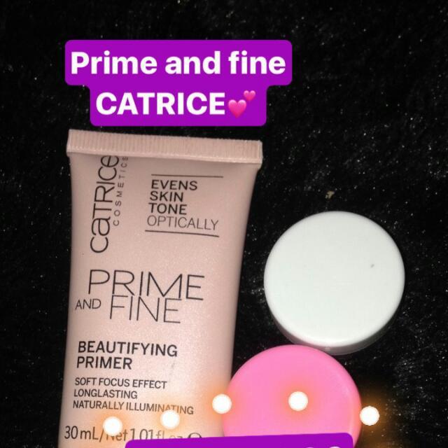 Catrice Prime Amd Fine Share In Jar