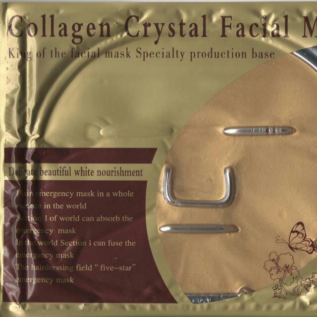 COLLAGEN CRYSTAL FACIAL MASK (ORIGINAL)
