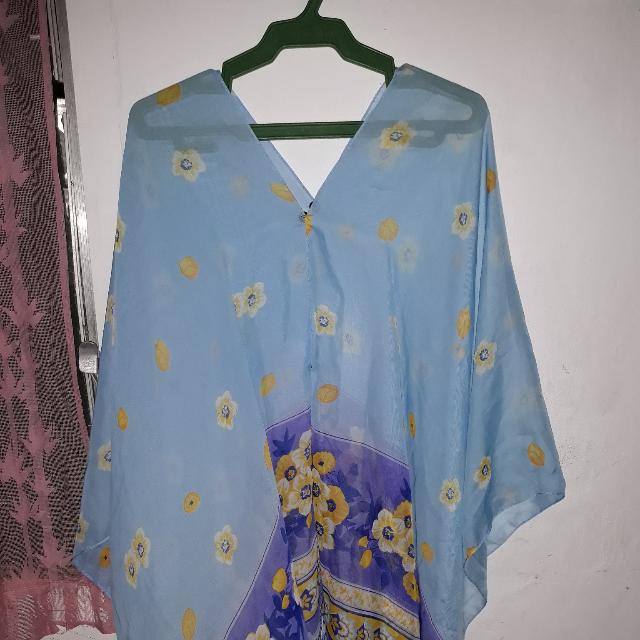 Kimono Style Cover Up