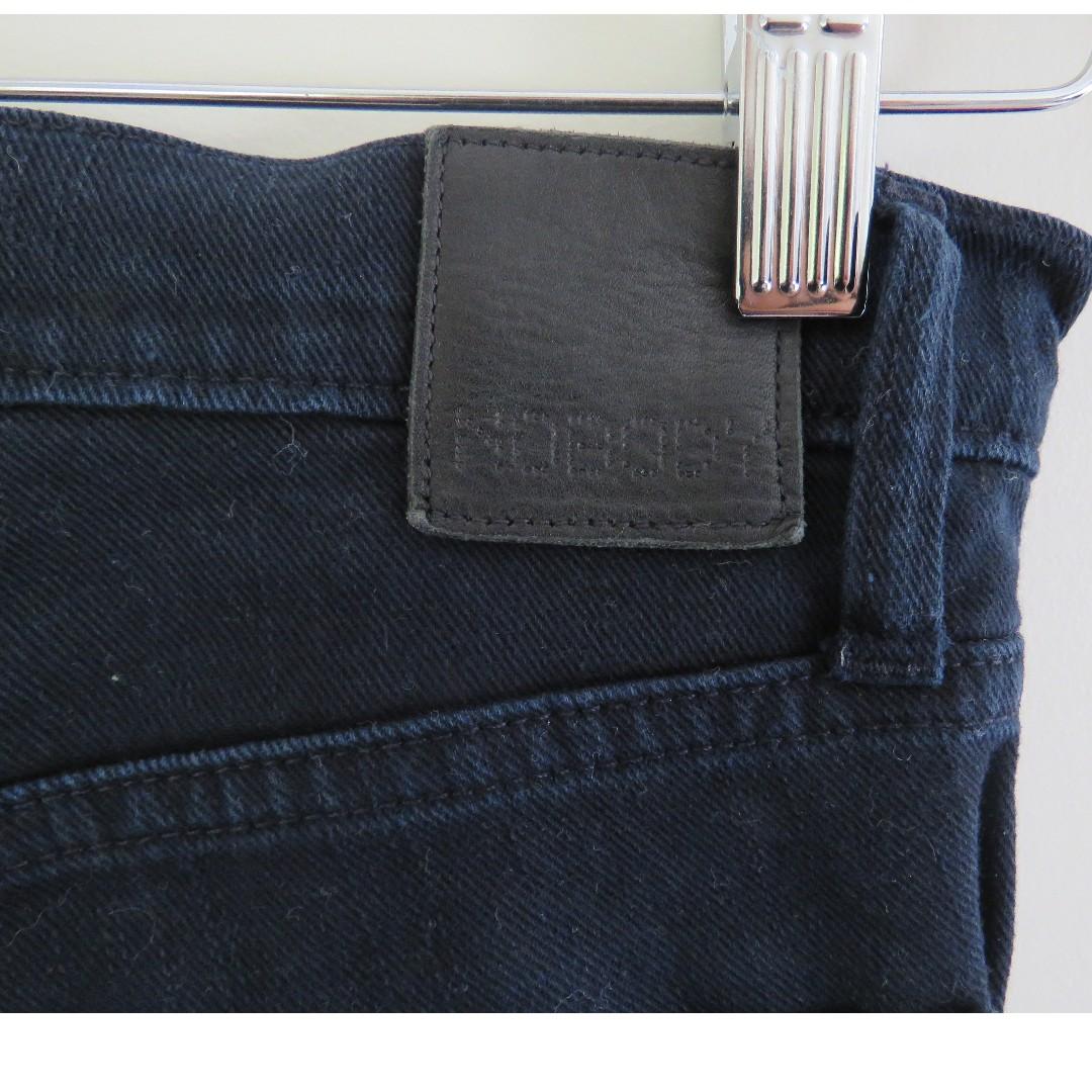 Dark denim Nobody jeans Size 8