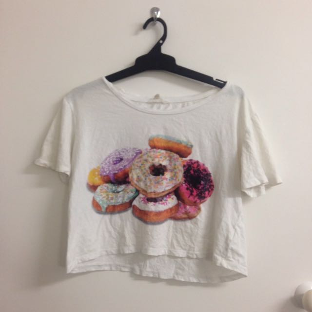 Donut Crop Top
